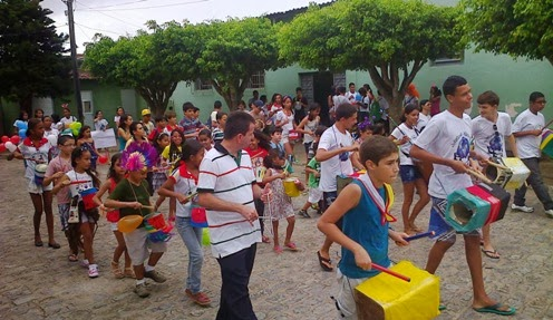 Bate Latas Missionário em Arapiraca (AL)