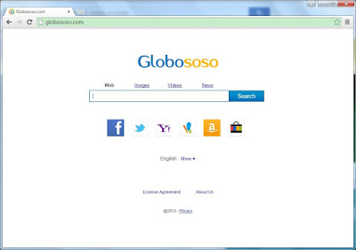 globososo.com screenshot
