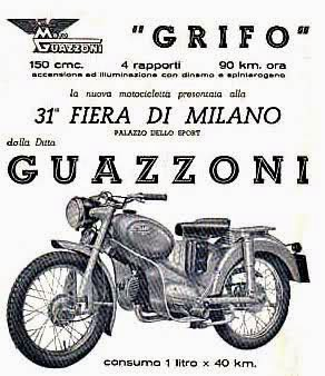 Guazzoni Grifo Milano