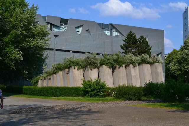 Еврейский музей Берлина