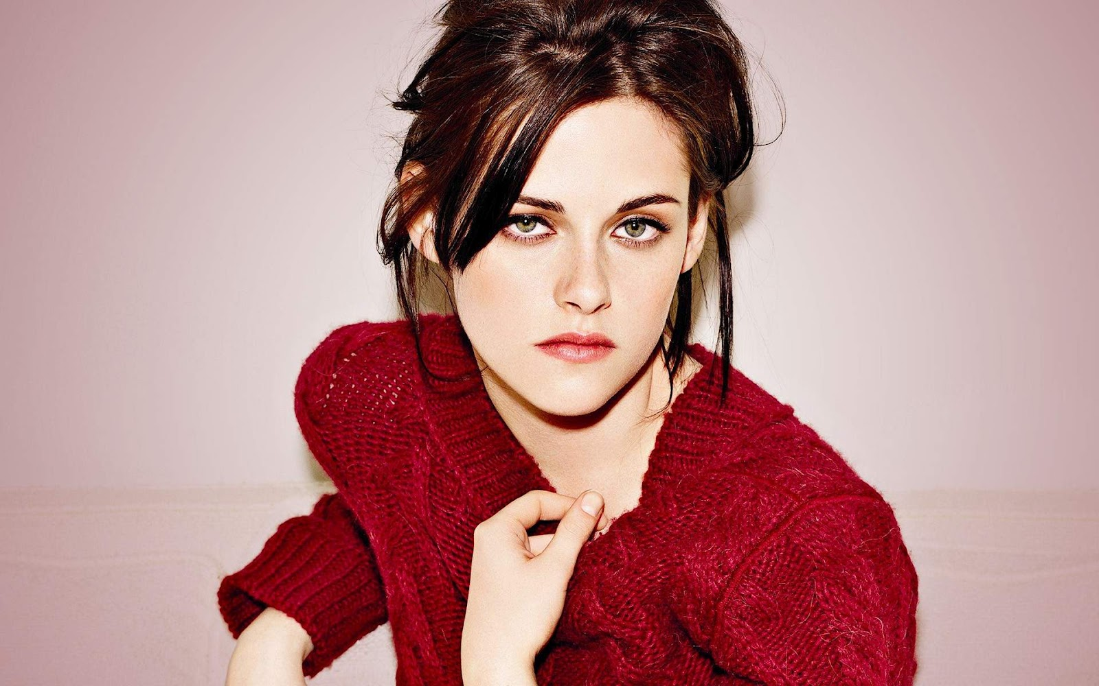 kristen stewart wallpaper Full face