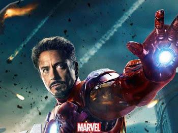 the avengers : antara iron man dan the hulk.
