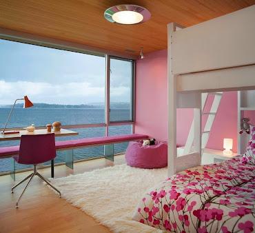 #9 Fabulous Interior Design Bedroom Pink