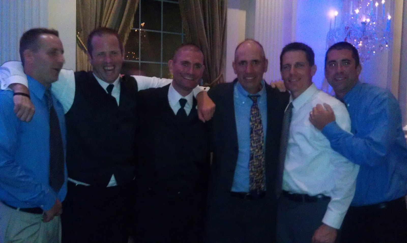 Mike driscoll wedding