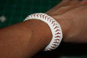 How to Make a Baseball Bracelet