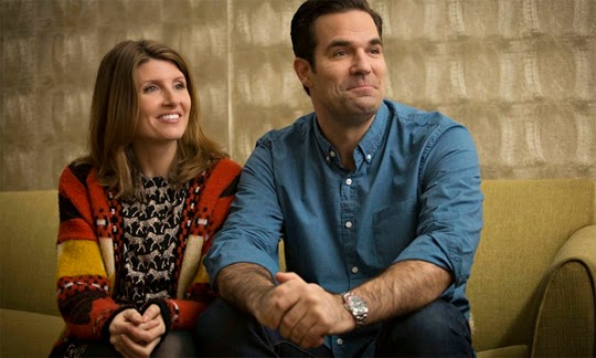Brief thoughts on Channel 4 comedy CATASTROPHE