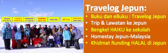 Travelog Jepun