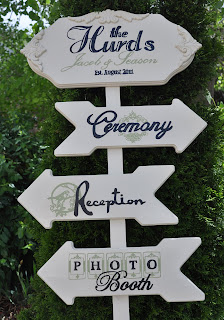 Directional Signage :  wedding direction signs diy signs Signs+02