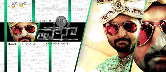 First look of Nani's Paisa
