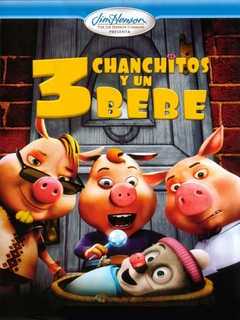3 Chanchitos y Un Bebe – DVDRIP LATINO