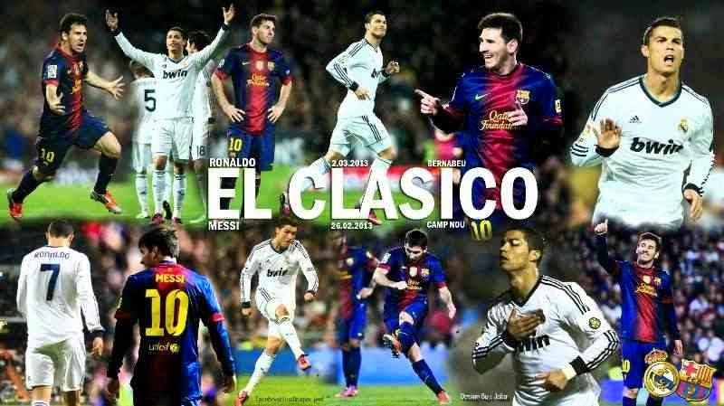 ver clásico de liga real madrid vs barcelona por internet 25 octubre 2014