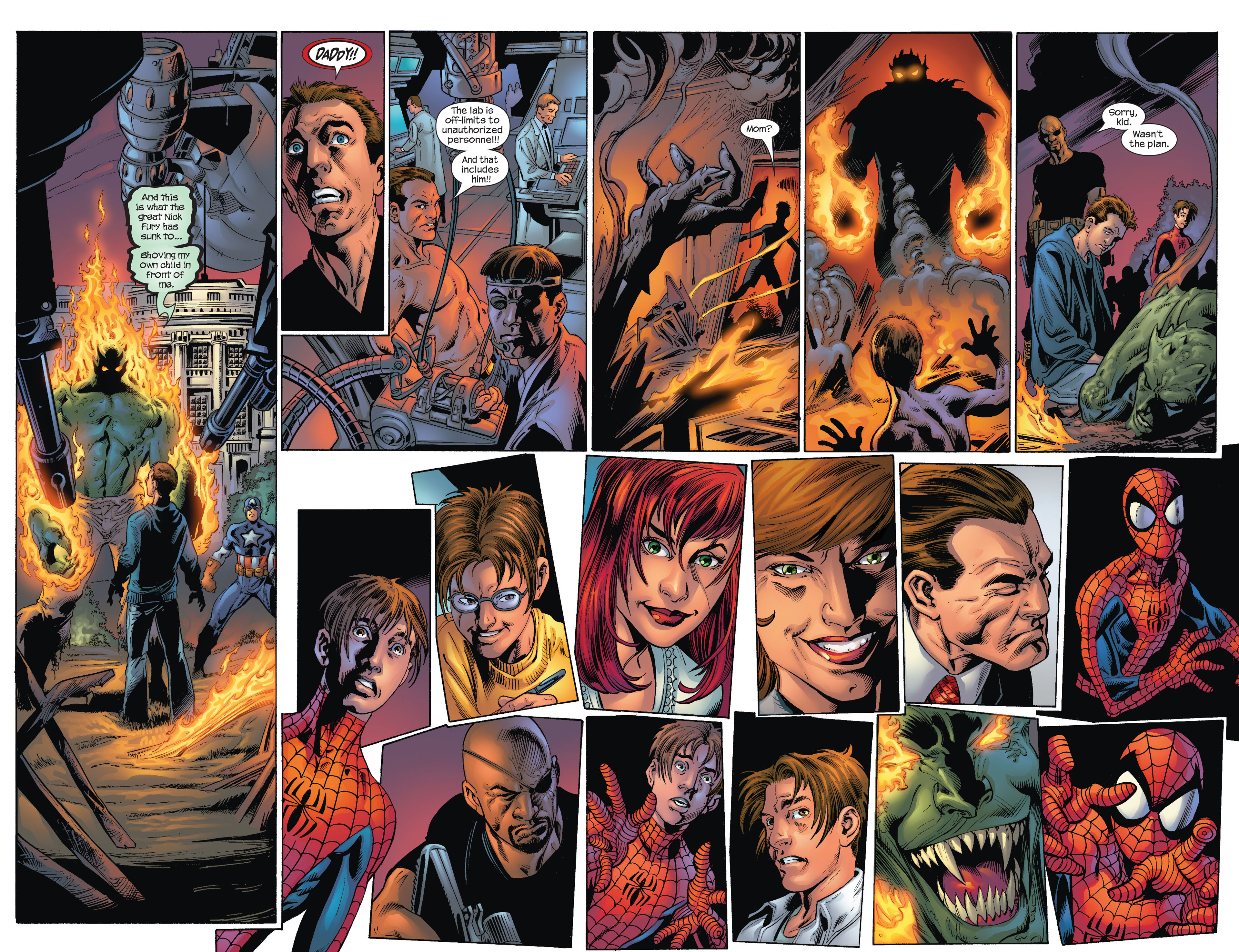 Ultimate Spider-Man (2000) Issue #73 #77 - English 18