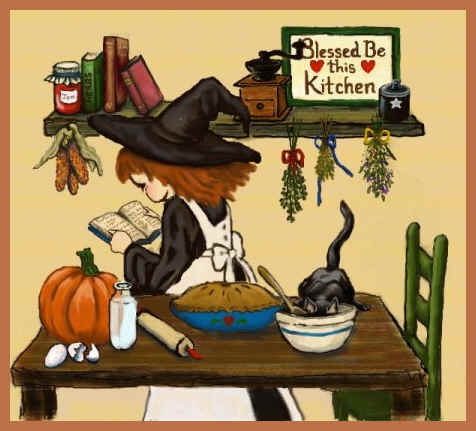 Kitchen Witch Blog: What is a Kitchen Witch?