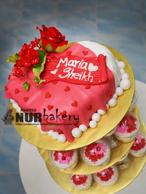 Wed. cake 5
