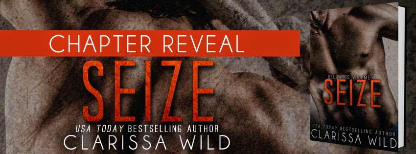 Chapter Reveal: Seize by Clarissa Wild plus Giveaway