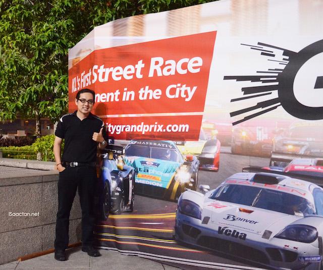 2015 GT City Grand Prix @ Kuala Lumpur Street Circuit