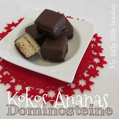 Kokos-Ananas Dominosteine von Johanna