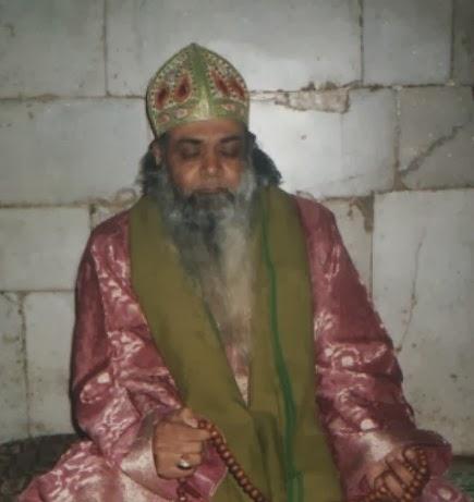 Sufi Chisnty z Ajmer