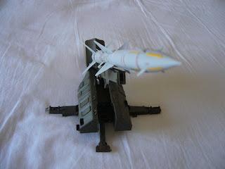 misil ruso antiaereo SA-2 marca trumpeter