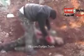 """Rebeldes"" sírios cometem crime contra a humanidade"