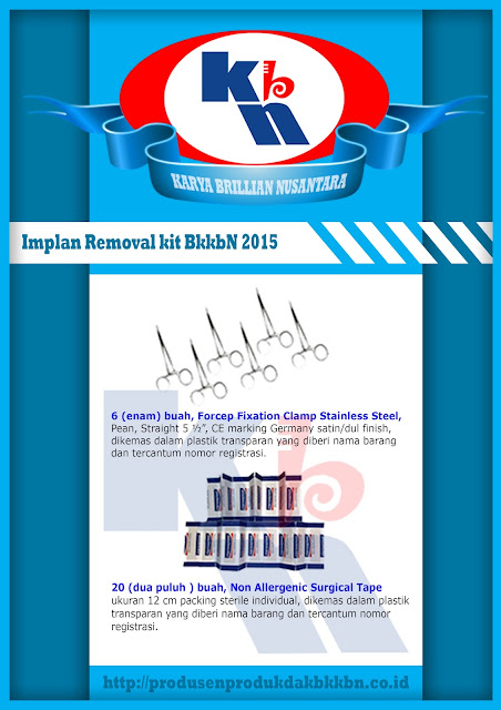 distributor produk dak bkkbn 2015, produk dak bkkbn 2015, implan removal kit 2015, implan removal kit bkkbn 2015, bkb kit 2015, plkb kit 2015, kie kit 2015, iud kit 2015,