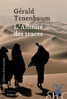 """L&#39;Affinit des traces"" de Grald Tenenbaum  Ed. Hloise d&#39;Ormesson"