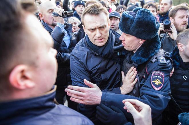 REINO UNIDO: La UE reclama a Rusia que libere a los detenidos contra la corrupción