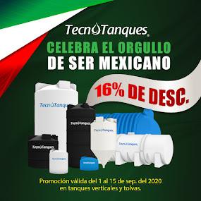 TecnoTanques Orgullo Mexicano