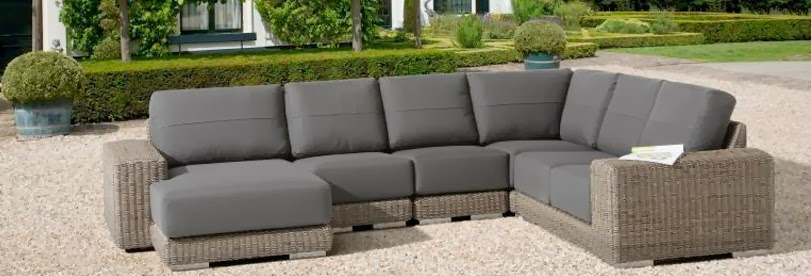Loungeset wicker