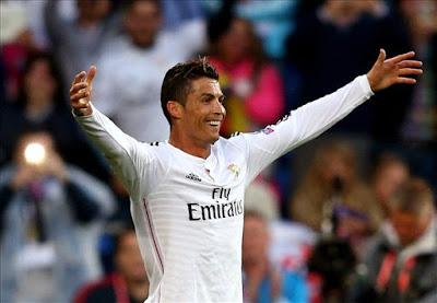 Fantastic Ronaldo scores 5 Goals against Espanyol for Real Madrid!