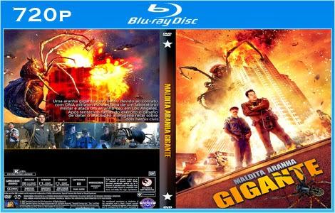 Baixar Maldita Aranha Gigante 2014 Bluray 720p Dual Áudio