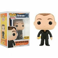Funko Pop! Ninth Doctor with Banana