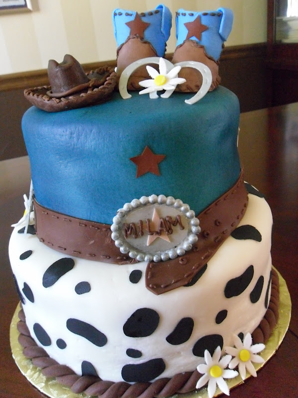 Cake Concepts By Cathy Ride Em Cowboy