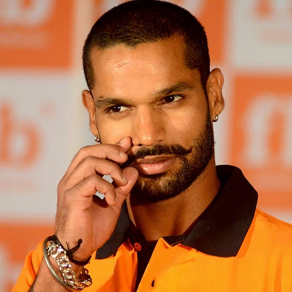 Shikhar Dhawan Latest News