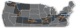 FCBA 2011 Route