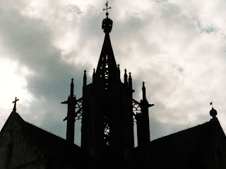 Gothic Church Dark Gothic Wallpaper