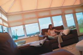 roller blinds for conservatories