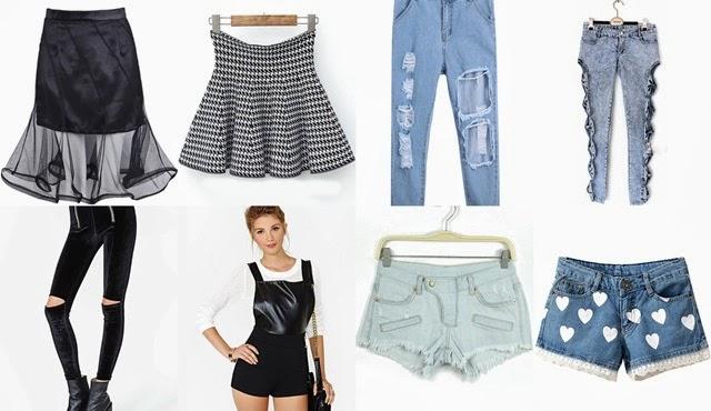 Trend pants summer
