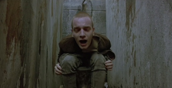 Ewan McGregor em TRAINSPOTTING - SEM LIMITES (Trainspotting)