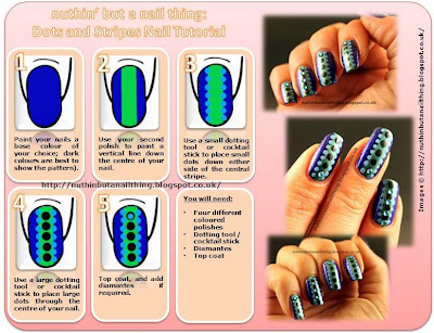 nail dotting tutorial