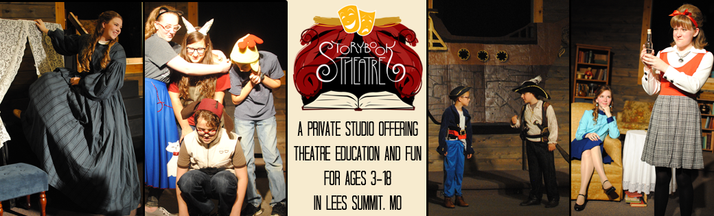 Storybook Theatre - Lees Summit, MO Acting Classes for Kids 3-18