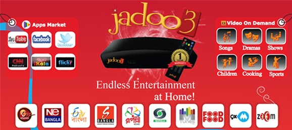 how to add channels to jadoo 3