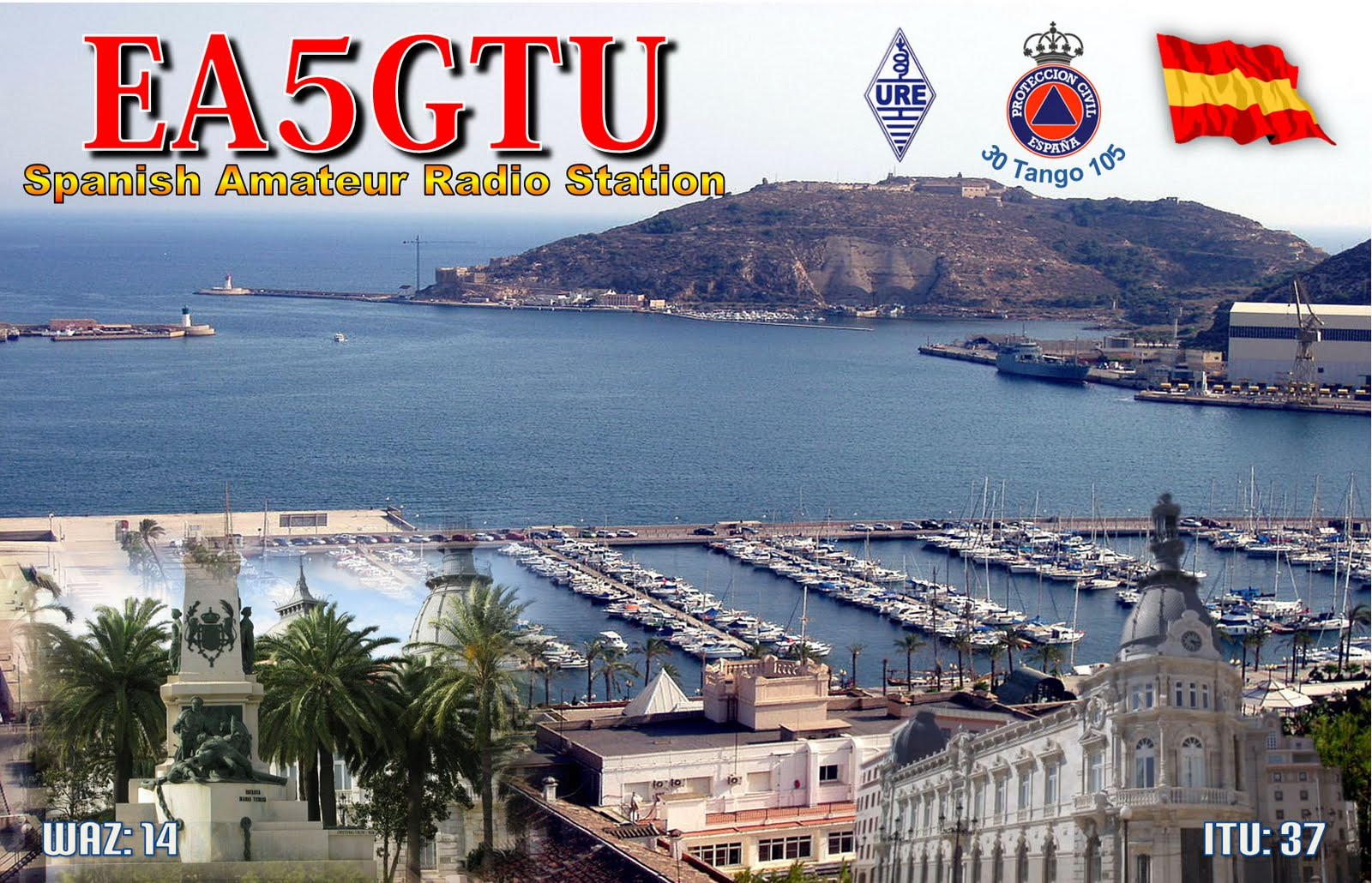 Esta es mi QSL