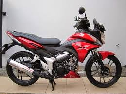 cara modifikasi motor honda cs1