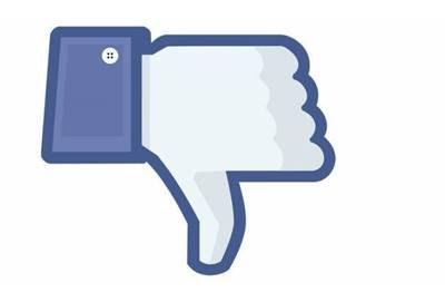 Não curtir no Facebook?