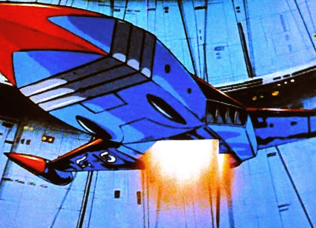 battle of the planets vehicles - photo #22