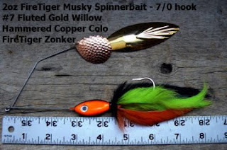 Fish Creek Spinners Musky Spinnerbait