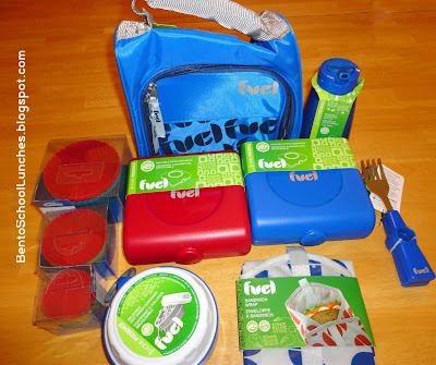 bento school lunches review trudeau fuel lunch boxes and initial bento. Black Bedroom Furniture Sets. Home Design Ideas