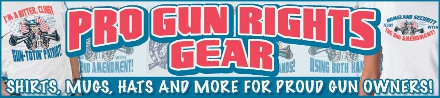 Pro Gun Rights Gear