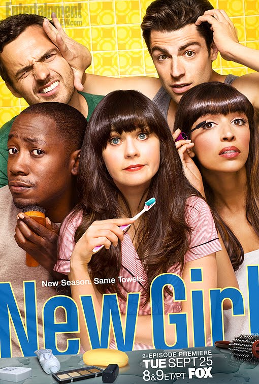 NEW GIRL 2X10 ESPAÑOL
